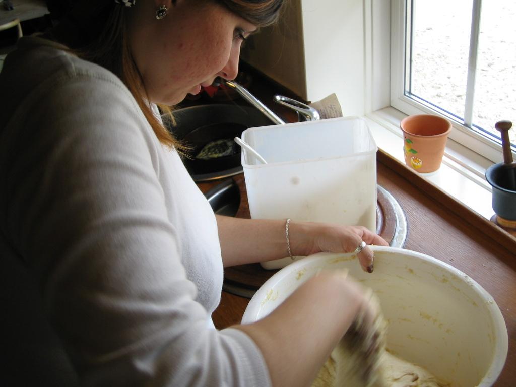 Пирожки бабушки Полины
