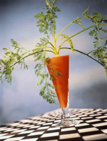 Морковный сок для поднятия тонуса