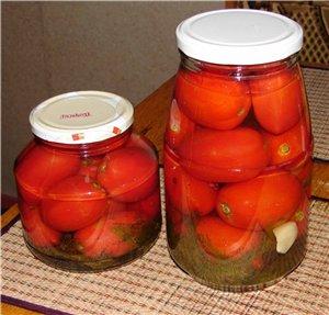 Рецепт квашеных помидоров с аспирином