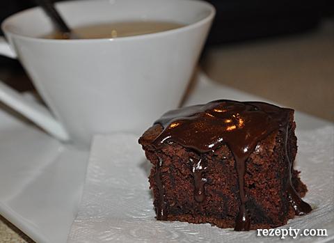 шоколадный пирог рецепт фото