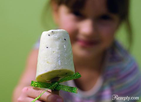 Домашнее мороженное с киви (лучший рецепт)